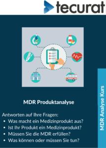 MDR Produktanalyse